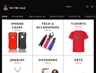 firesale.bargains screenshot