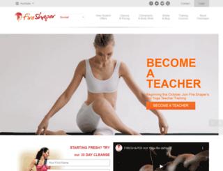 fireshaper.com.au screenshot