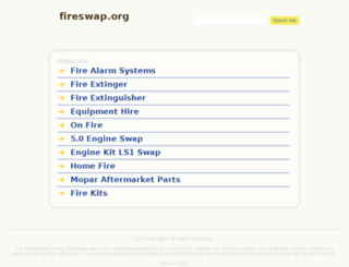 fireswap.org screenshot