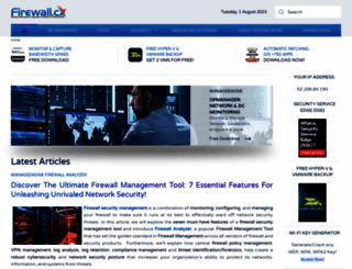 firewall.cx screenshot