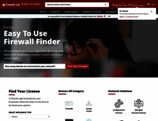 firewalls.com screenshot