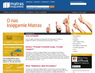 firma.matras.pl screenshot