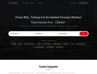 firmabul.com screenshot