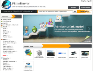 firmailanver.com screenshot