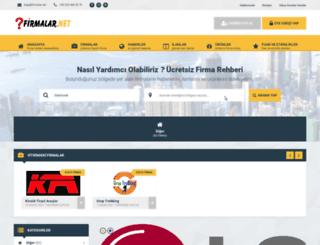firmalar.net screenshot