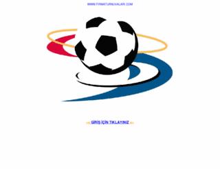 firmaturnuvalari.com screenshot