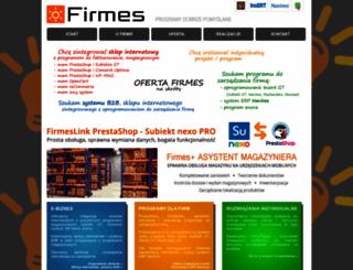 firmes.pl screenshot