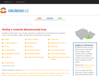 firmy-brno.cz screenshot