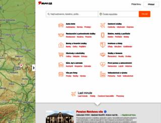 firmy.cz screenshot