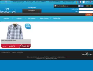 firsat.turuncumavi.com screenshot