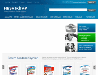 firsatkitap.com screenshot