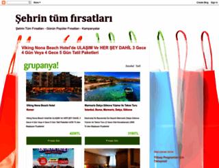 firsatlarim.blogspot.com.tr screenshot