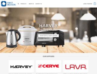 first-brands.com screenshot