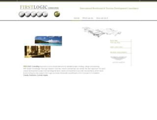 first-logic.com screenshot