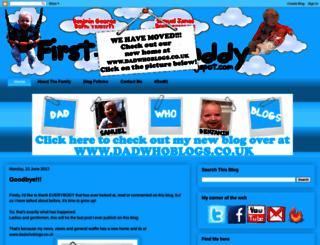 first-time-daddy.blogspot.co.uk screenshot