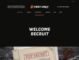 firstandonlyairsoft.com screenshot