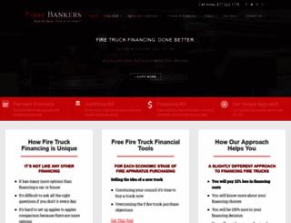firstbankers.net screenshot