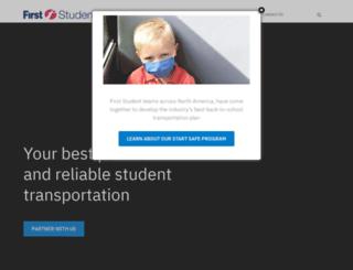 firstbuscanada.com screenshot