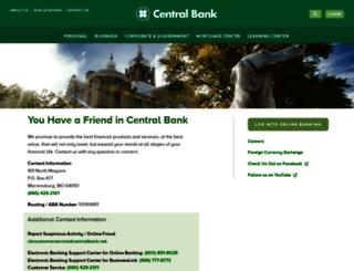firstcentral.net screenshot
