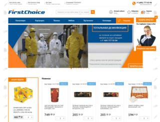 firstchoice.ru screenshot