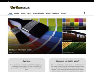 firstclass-schilderwerken.nl screenshot