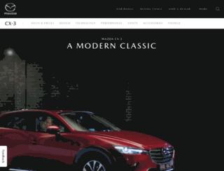 firstevermazdacx-3.com.au screenshot