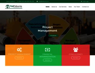 firstfiducia.com screenshot