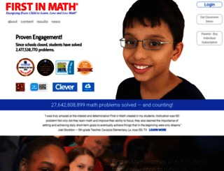 firstinmath.com screenshot