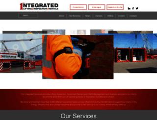 firstintegrated.co.uk screenshot