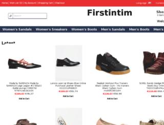 firstintimes.com screenshot