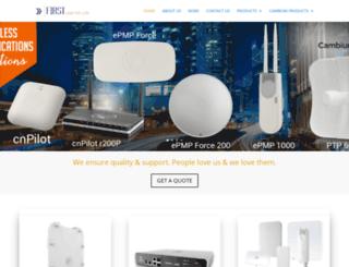 firstlink.com.np screenshot