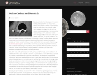 firstnight.org screenshot