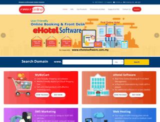 firstonline.com.my screenshot
