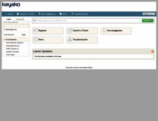 firstratesupport.com screenshot
