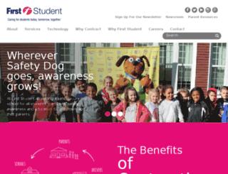 firststudentcanada.com screenshot