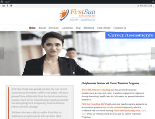 firstsun.com screenshot