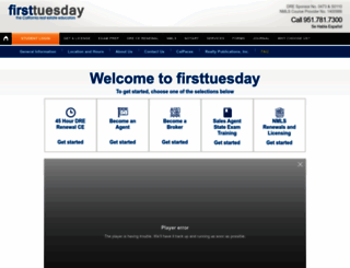 firsttuesday.us screenshot