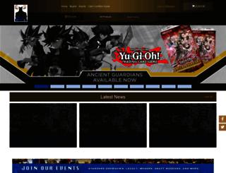 firstturngames.crystalcommerce.com screenshot