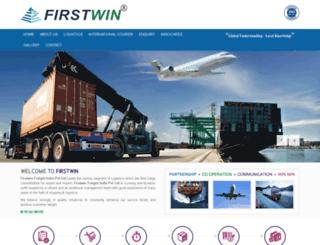 firstwin.in screenshot
