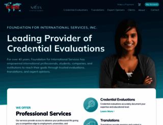 fis-web.com screenshot