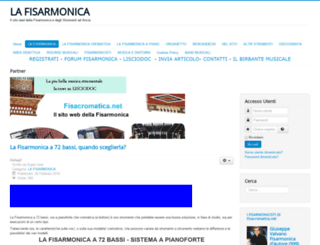 fisacromatica.net screenshot