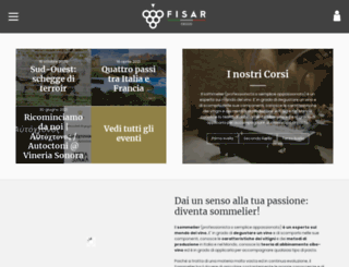 fisar-firenze.it screenshot