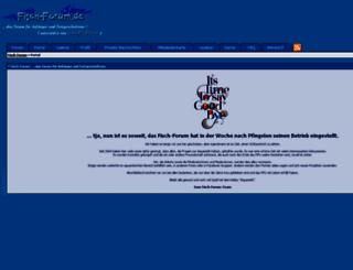 fisch-forum.de screenshot