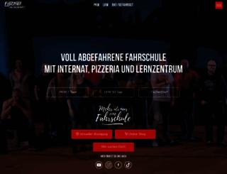 fischer-kompaktfahrschule.de screenshot