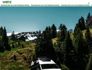 fischer-wohnmobilteam.de screenshot
