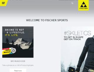 fischerskis.com screenshot