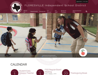 fisd.us screenshot