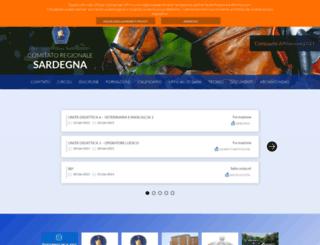 fisesardegna.it screenshot
