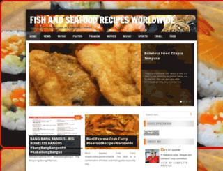 fish-and-seafood-recipes-worldwide.blogspot.com screenshot