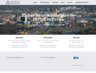 fisherbren.com screenshot